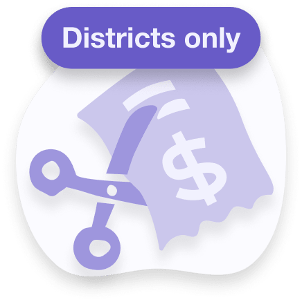 Discounts Icon (District Only)
