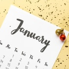 Why is January the first month of the New Year?
