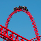 Why is the first hill of a roller coaster always the highest?