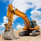 What's the biggest excavator?