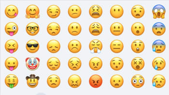 Mystery Doug Emojis