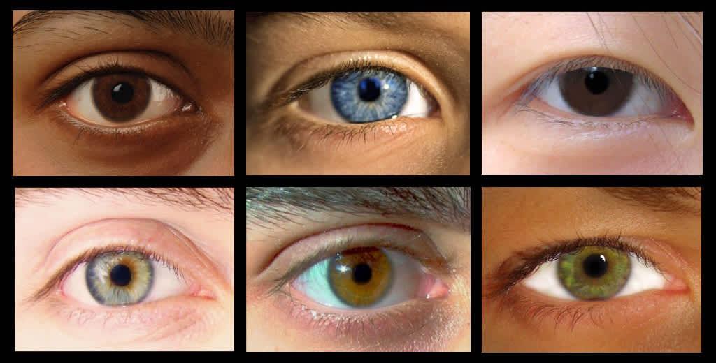 Eyes Comparison