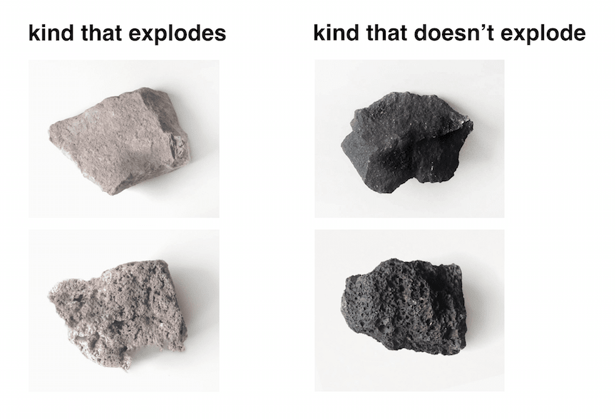 volcanorockchart