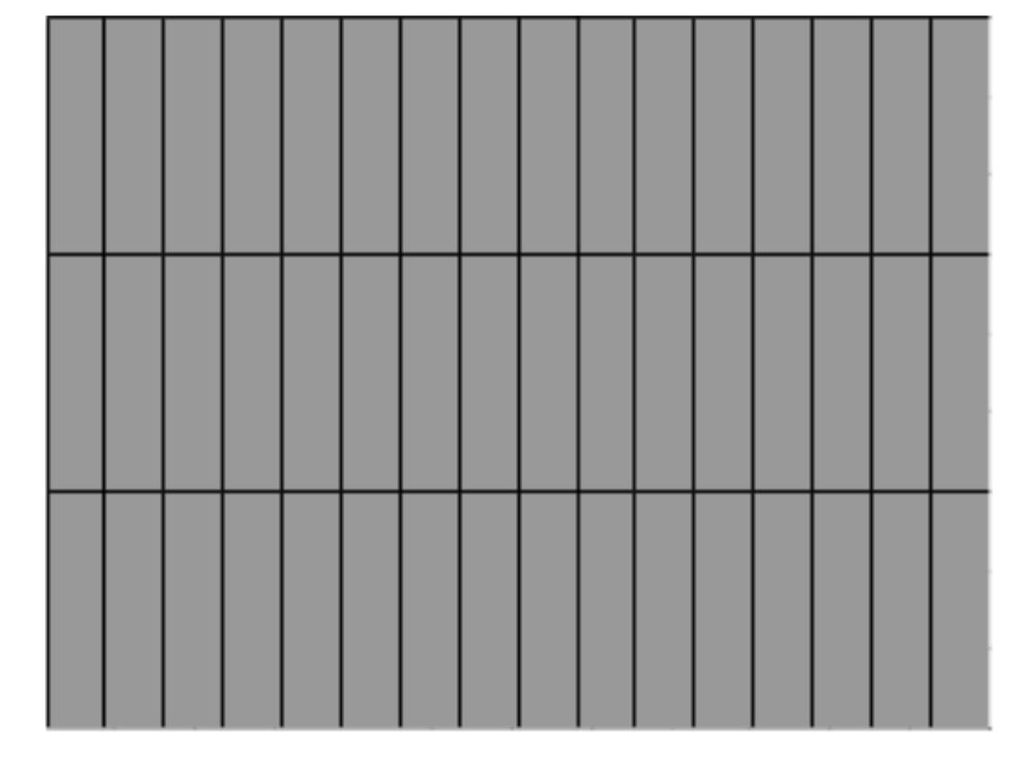 Black Construction Strips